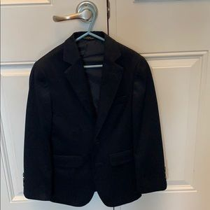 Boys navy blazer, worn twice